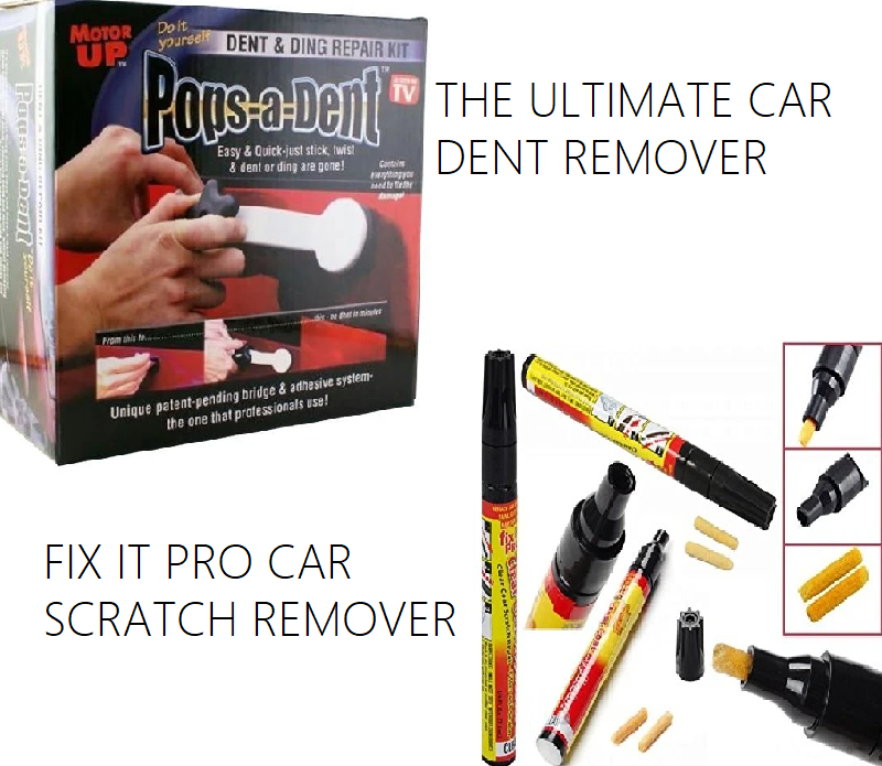 The Ultimate Car Dent Remover