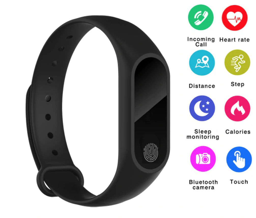 WM2 Fitness Band