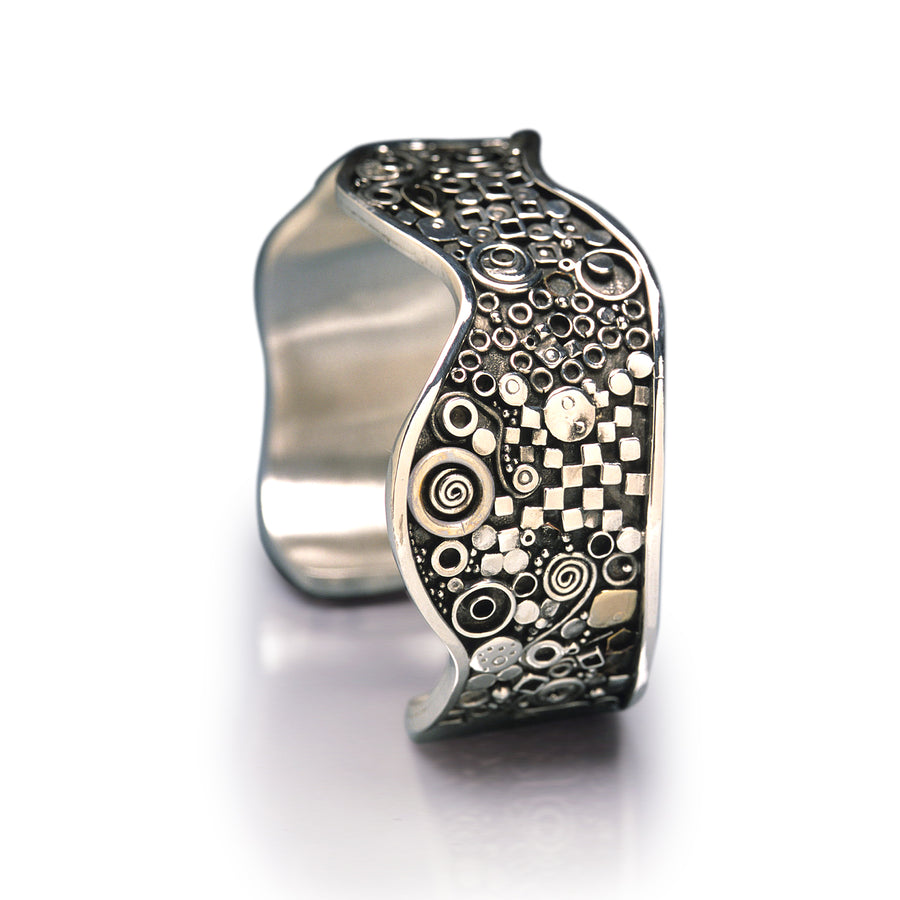 Kaleidoscopic Cuff