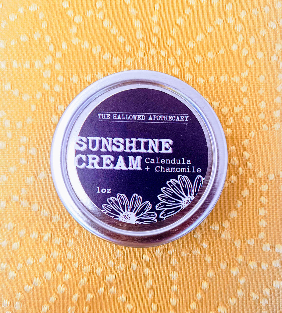 Sunshine Cream