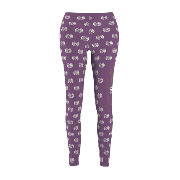 Women's Claremont Life (Purple), Leggings
