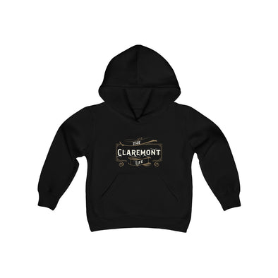 Kids Claremont Life, Hooded Sweatshirt