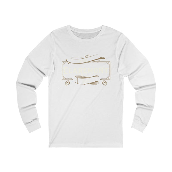 Claremont Life, Long Sleeve Tee
