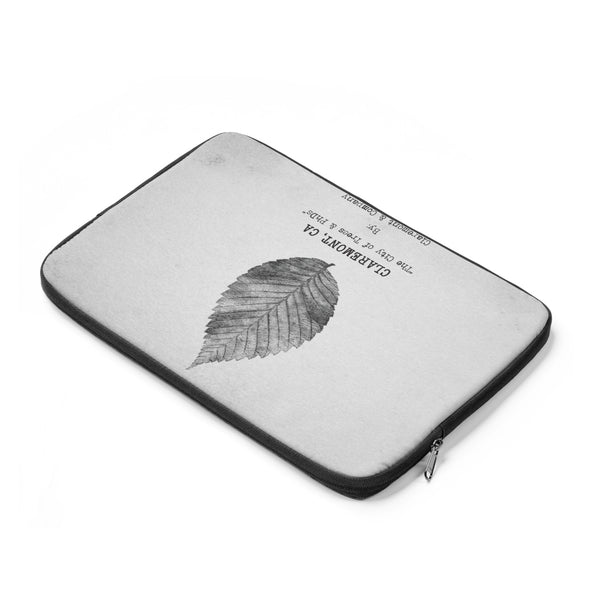 Claremont Elm Leaf, Laptop Sleeve