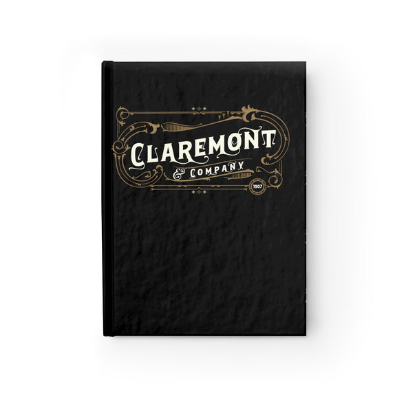 Claremont & Company/Pattern, Journal - (Line Pages)