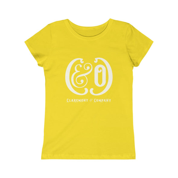Girls C&Co. Princess Tee