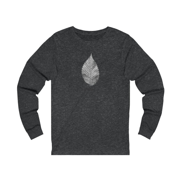 Claremont Elm Leaf, Long Sleeve Tee