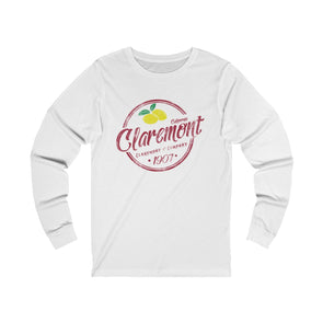 Claremont Lemons, Long Sleeve Tee