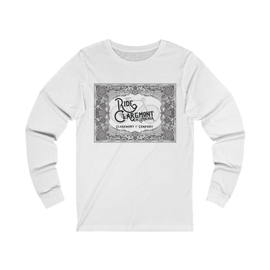 Ride Claremont, Long Sleeve Tee