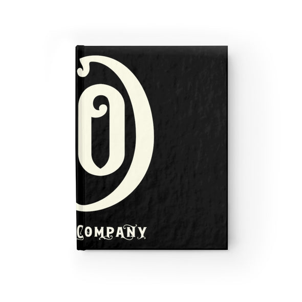 C&Co. Monogram, Journal - (Line Pages)