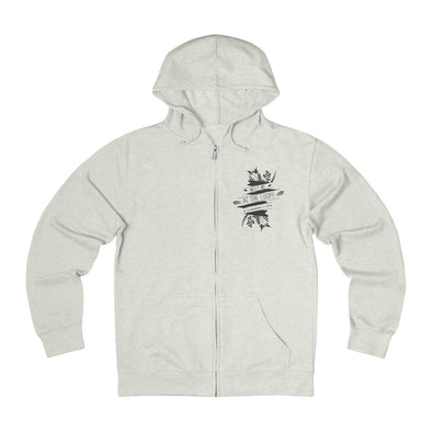 Claremont Meet Me at the Loop, French Terry Zip Hoodie
