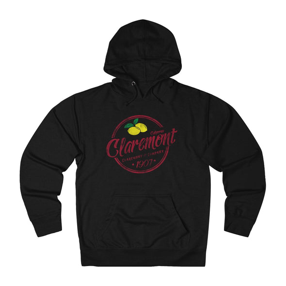 Claremont Lemons, French Terry Hoodie