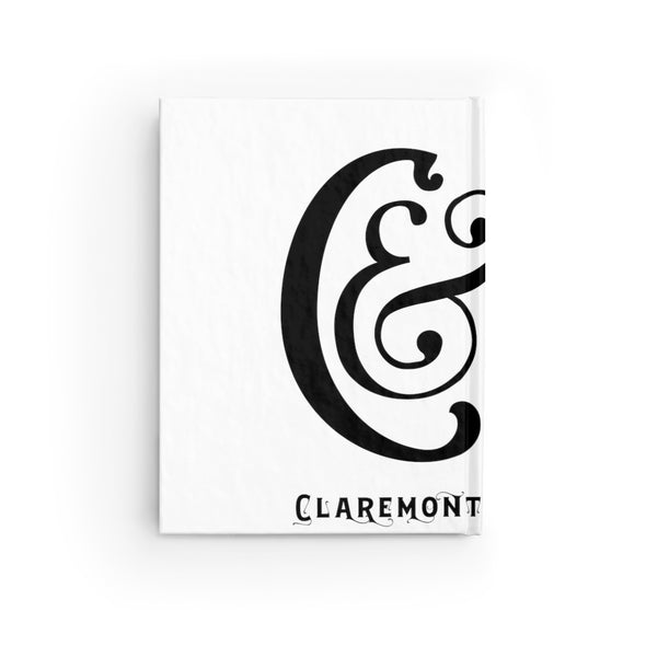 C&Co. Monogram (White), Journal - (Line Pages)