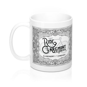Ride Claremont, Mugs