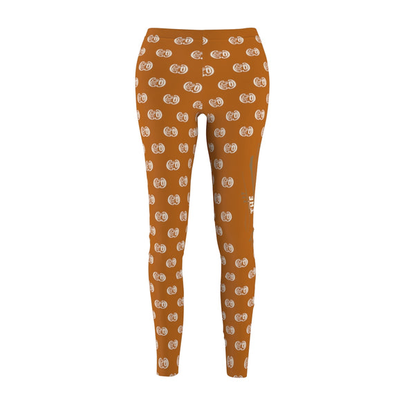 Women's Claremont Life (Burnt Orange), Leggings