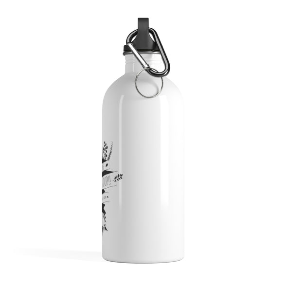 Claremont Meet Me at the Loop, Stainless Steel Water Bottle