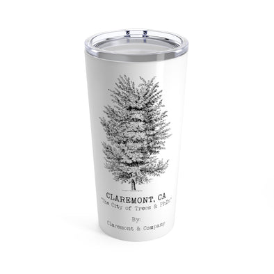 Claremont Elm Tree, Tumbler 20oz