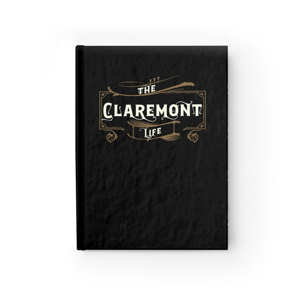 Claremont Life/Pattern, Journal - (Line Pages)