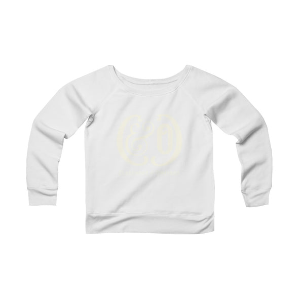 Women's C&Co. Fleece Wide Neck Sweatshirt