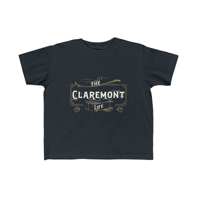 Toddler Claremont Life, Fine Jersey Tee