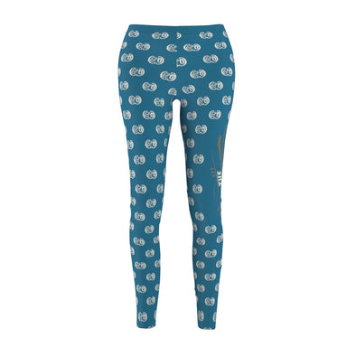 Women's Claremont Life (Blue), Leggings