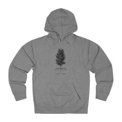 Claremont Elm Tree, French Terry Hoodie