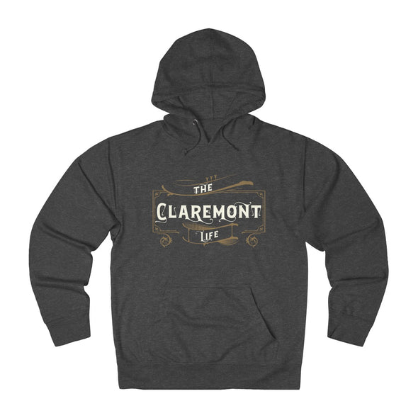 Claremont Life, French Terry Hoodie