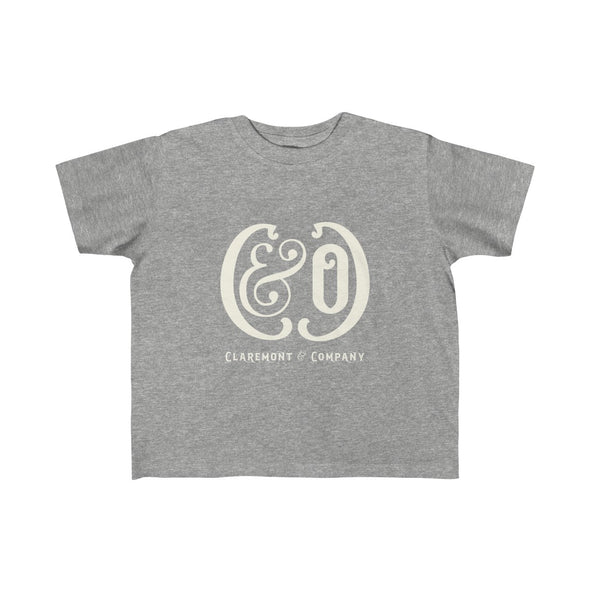 Toddler C&Co. Fine Jersey Tee