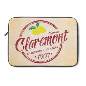 Claremont Lemons, Laptop Sleeve