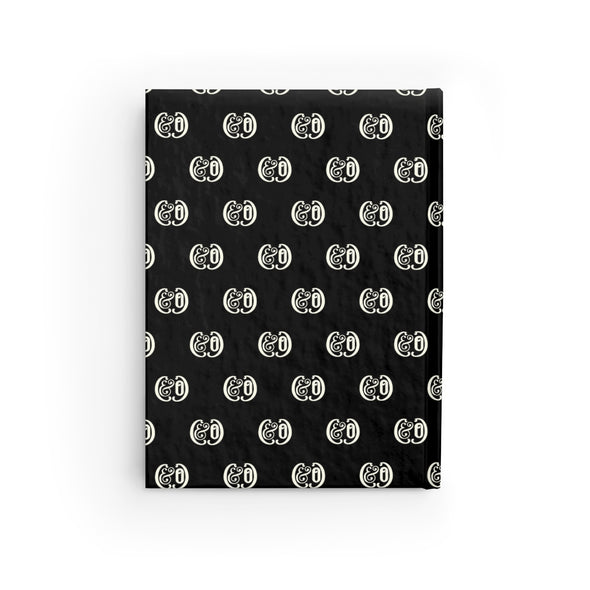 C&Co. Monogram/Pattern, Journal - (Line Pages)