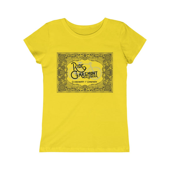 Girls Ride Claremont, Princess Tee