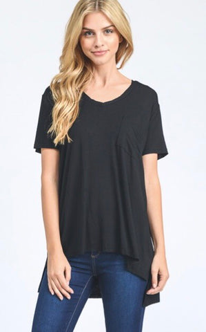 Back to Basics Shirt-Black