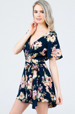Beautifully Blossomed Romper