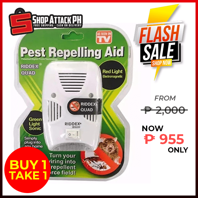 ANTI PEST DEVICE ( BUY 1 TAKE 1 ) ⭐⭐⭐⭐⭐