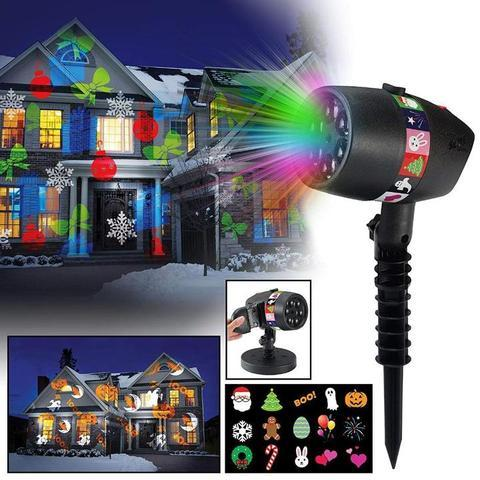 HOLIDAY PROJECTOR DESIGN (12 DIFFERENT OCCASSIONS) ⭐⭐⭐⭐⭐