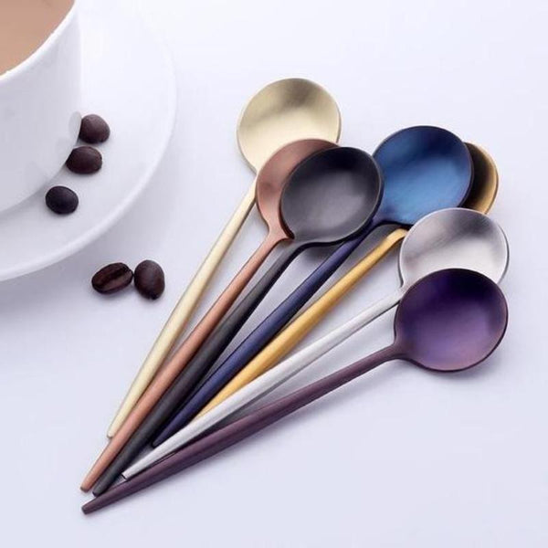 assia teaspoons 7pc set