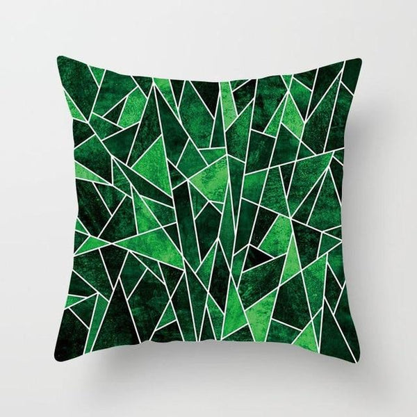 geometra pillow collection