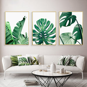 Greenery Paintings