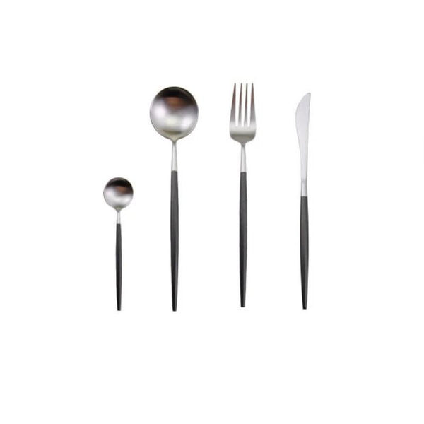 leona flatware 24pc set