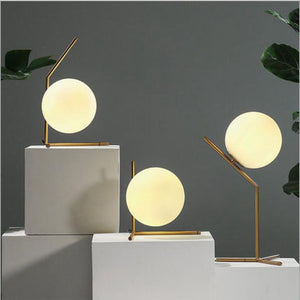 Luna Table & Wall Lamps