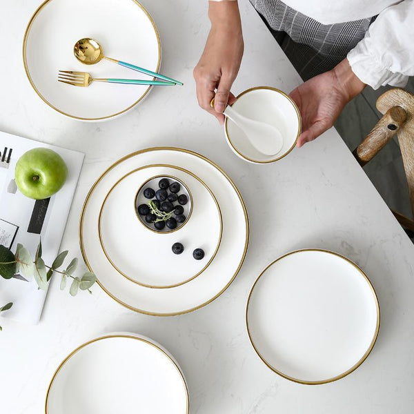 modena tableware collection