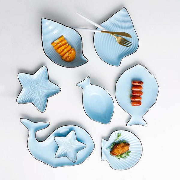 ocean tableware collection