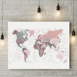 World Art Print