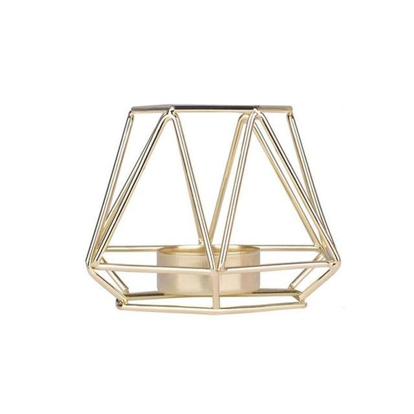 scandinavian candle holder