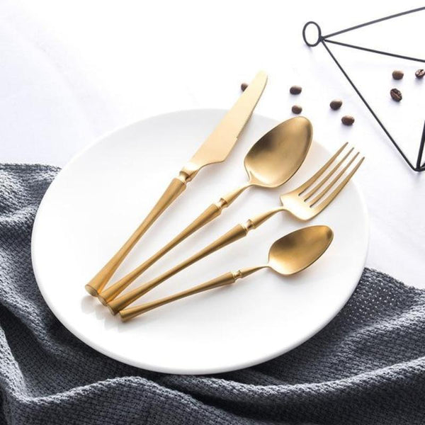 thalia flatware 4pc set
