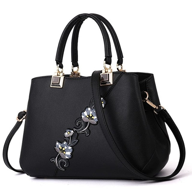 2019 New Flower Women Tote Handbags – Get a Compliment (Fashion Store)