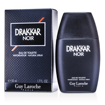 GUY LAROCHE Drakkar Noir Eau De Toilette Spray Size: 50ml/1.7oz