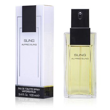 ALFRED SUNG Sung Eau De Toilette Spray Size: 100ml/3.3oz