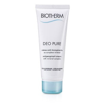 BIOTHERM Deo Pure Antiperspirant Cream Size: 75ml/2.53oz