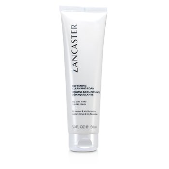 LANCASTER Softening Cleansing Foam - For All Skin Types Size: 150ml/5oz